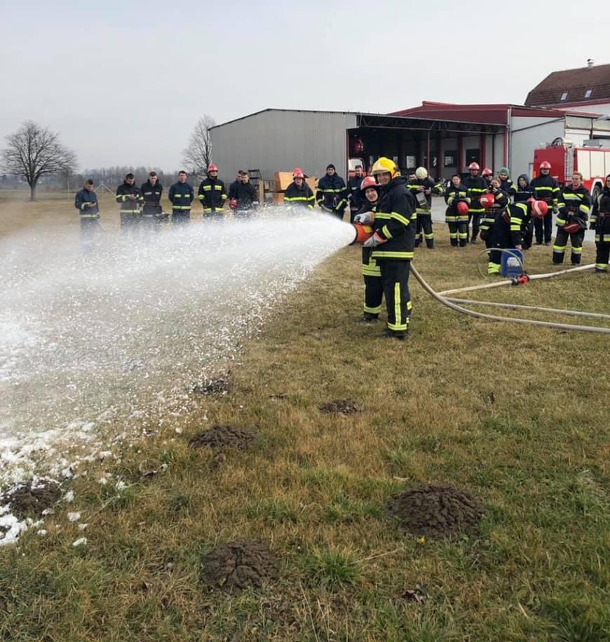 Obavjest o održavanju ispita za vatrogasna zvanja