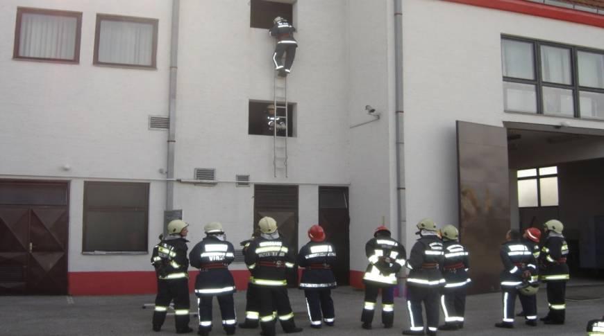 Tečaj za vatrogasca