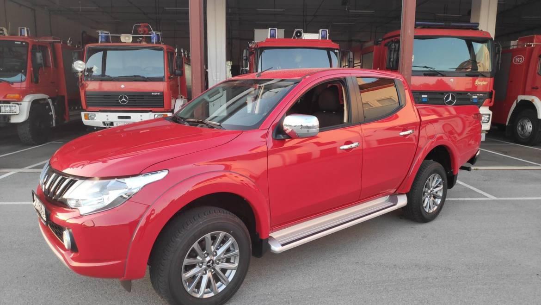 Primopredaja vatrogasnih vozila financiranih iz OKFŠ-a