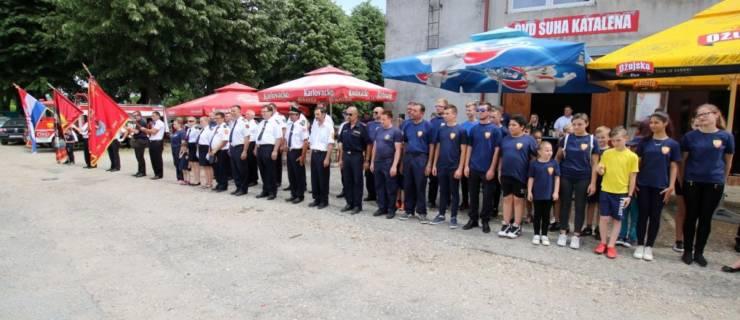 Svečana proslava 90. obljetnice Dobrovoljnog vatrogasnog društva Suha Katalena