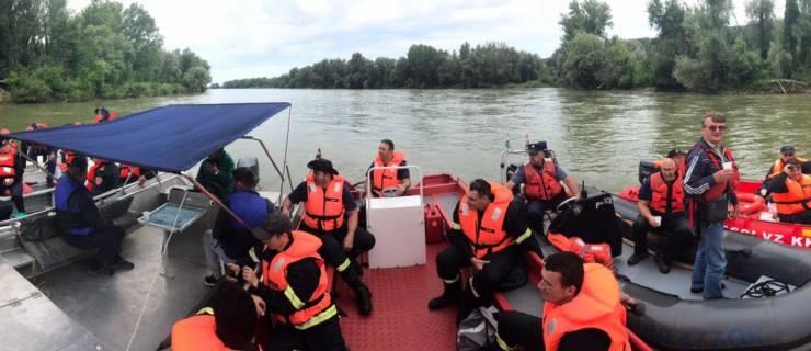 Vježba provjere ispravnosti plovila i opreme za spašavanje