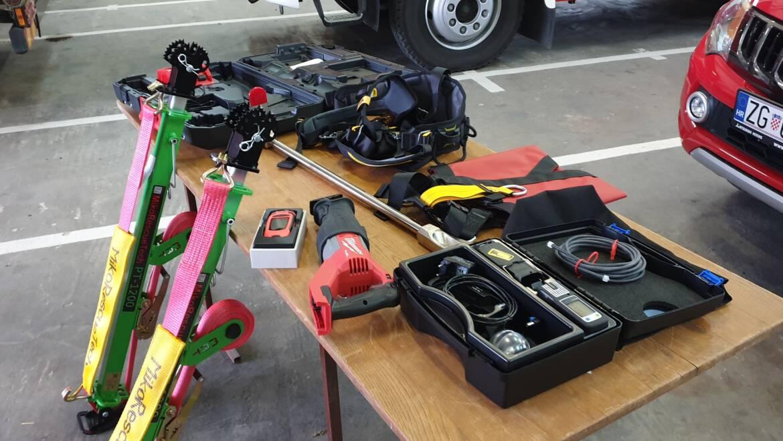 Nabava vatrogasne opreme